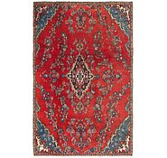 Link to 5' x 7' 10 Hamedan Persian Rug