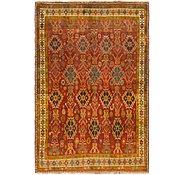 Link to 5' x 7' 7 Ghashghaei Persian Rug