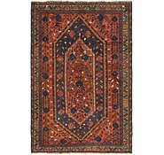 Link to 5' 4 x 8' Shiraz Persian Rug