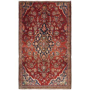 5' 8 x 10' Shahrbaft Persian Rug