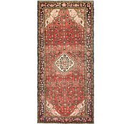 Link to 4' 6 x 10' 5 Hossainabad Persian Runner Rug
