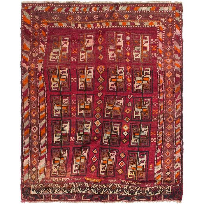 5' 7 x 7' 3 Shiraz Persian Rug