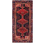 Link to 132cm x 275cm Hamedan Persian Runner Rug