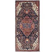 Link to 4' 2 x 8' 10 Hamedan Persian Runner Rug