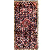 Link to 135cm x 287cm Hossainabad Persian Runner Rug