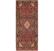 Link to 4' 3 x 9' 9 Hossainabad Persian Runner Rug