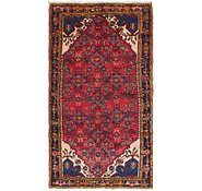 Link to 4' x 7' 10 Hamedan Persian Rug