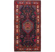 Link to 5' x 9' 9 Hamedan Persian Runner Rug
