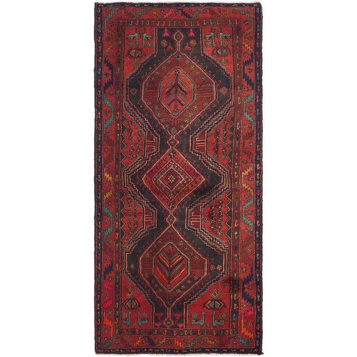 4' 7 x 10' Sarab Persian Runner Rug