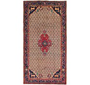 Link to 4' 10 x 9' 8 Koliaei Persian Runner Rug