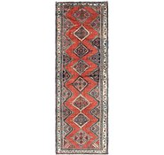 Link to 3' 3 x 10' Chenar Persian Runner Rug