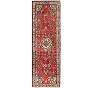 Link to 3' x 9' 5 Hamedan Persian Runner Rug