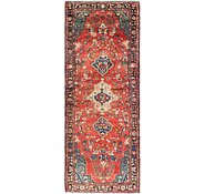 Link to 3' 9 x 10' 7 Hamedan Persian Runner Rug