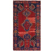 Link to 5' 3 x 9' 7 Shiraz-Lori Persian Runner Rug