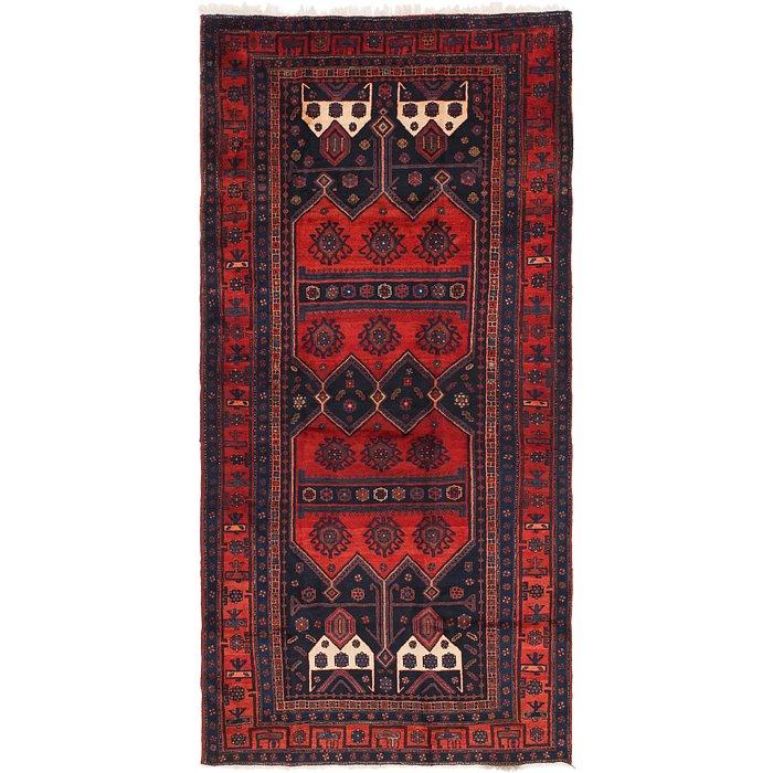 5' 2 x 10' 9 Sirjan Persian Runner Rug