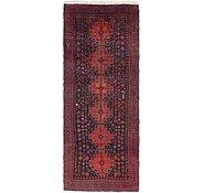 Link to 127cm x 320cm Senneh Persian Runner Rug