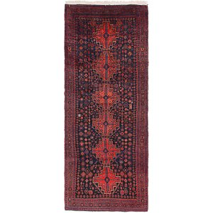 Link to 4' 2 x 10' 6 Senneh Persian Runner ... item page