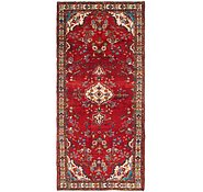 Link to 4' 6 x 10' Hamedan Persian Runner Rug