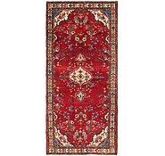 Link to 4' 6 x 10' Hamedan Persian Runner Rug