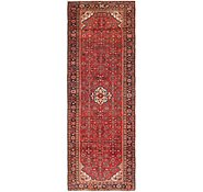Link to 4' 9 x 13' 6 Hossainabad Persian Runner Rug
