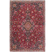 Link to 7' x 10' 5 Mashad Persian Rug
