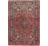 Link to 213cm x 305cm Mashad Persian Rug