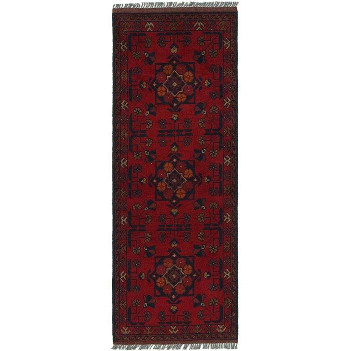 1' 8 x 4' 10 Khal Mohammadi Runner Rug