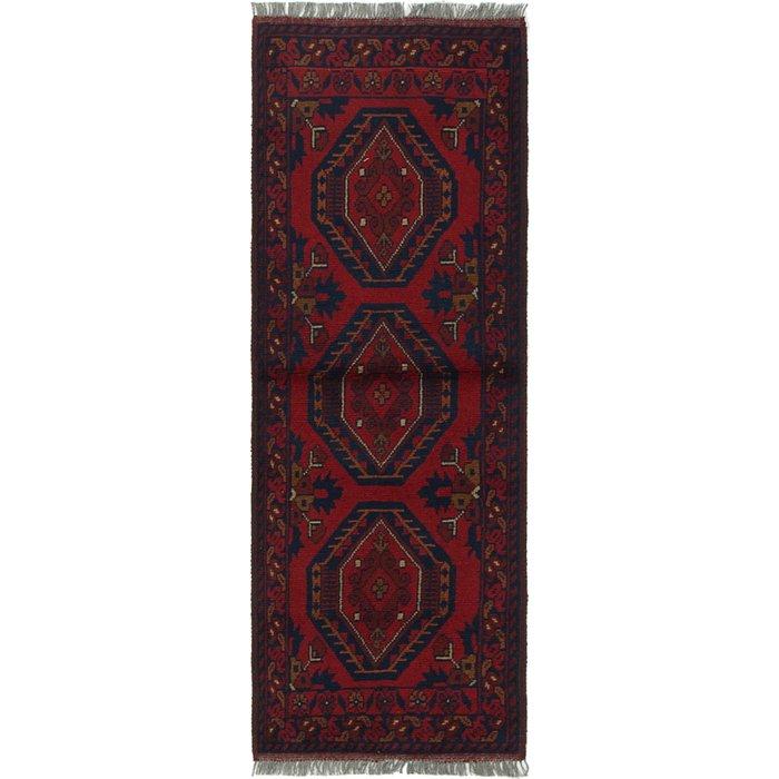 1' 9 x 4' 10 Khal Mohammadi Runner Rug