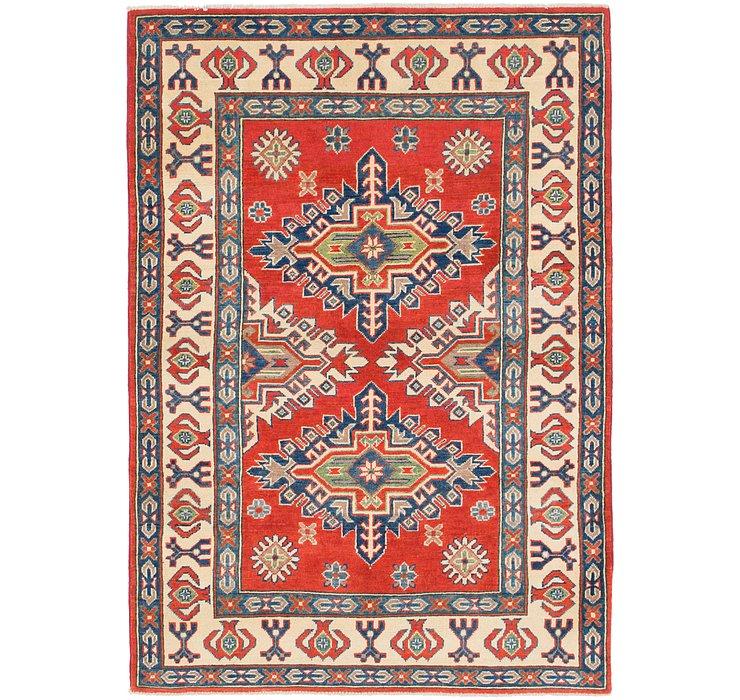 4' 2 x 6' Kazak Rug