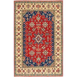 4' x 6' Kazak Rug
