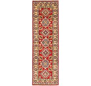 Link to 2' x 6' 5 Kazak Runner Rug