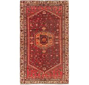 Link to 3' 9 x 6' 5 Hamedan Persian Rug