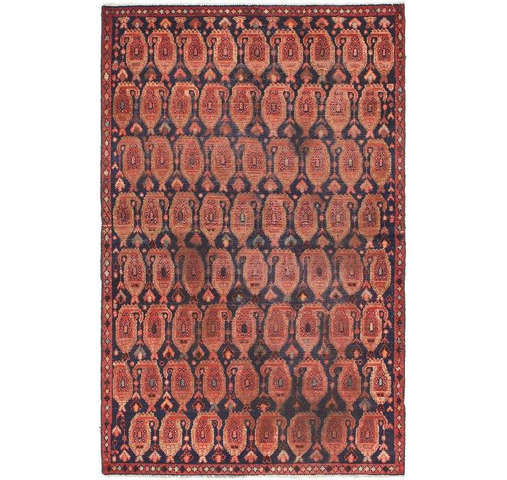 4' x 6' Malayer Persian Rug