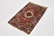 Link to 2' x 3' 4 Bidjar Persian Rug