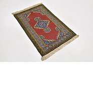 Link to 2' 2 x 3' 2 Meshkin Persian Rug