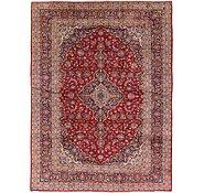 Link to 9' 8 x 13' Kashan Persian Rug