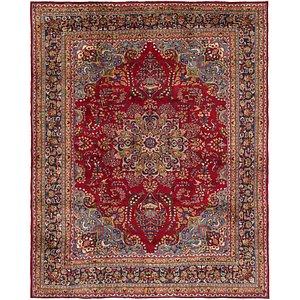 Link to 9' 9 x 12' 5 Tabriz Persian Rug item page