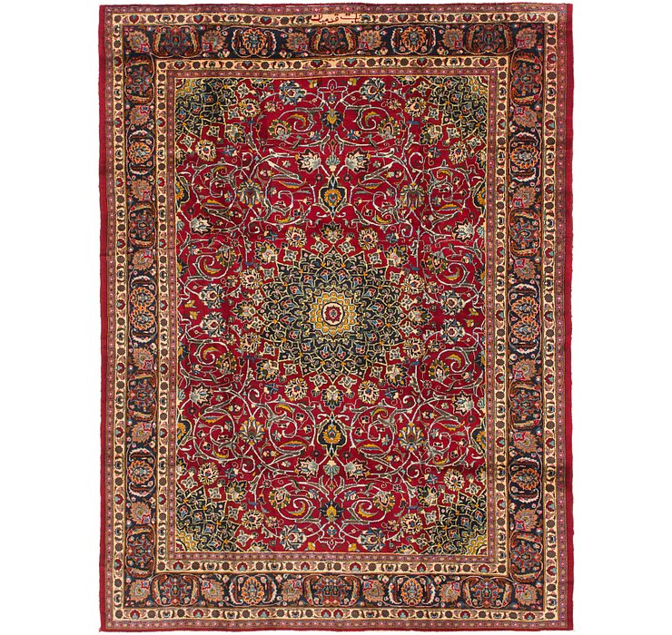 8' x 10' 10 Kashmar Persian Rug
