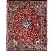Link to 9' 10 x 12' 6 Kashan Persian Rug