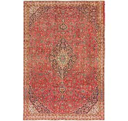Link to 7' x 10' Mashad Persian Rug
