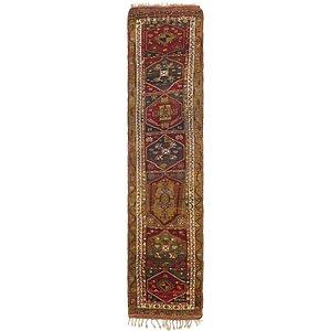 3' 7 x 16' 2 Anatolian Oriental Runn...