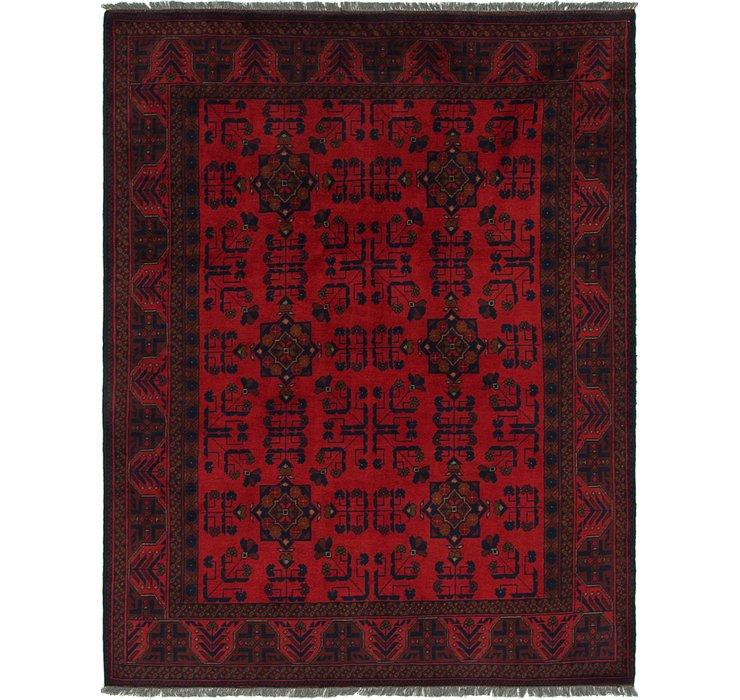 5' x 6' 4 Khal Mohammadi Square Rug
