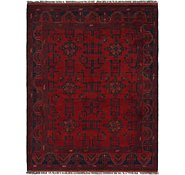 Link to 5' x 6' 4 Khal Mohammadi Square Rug