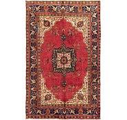 Link to 6' 7 x 10' 2 Tabriz Persian Rug