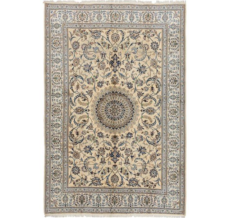 7' 10 x 11' 9 Nain Persian Rug