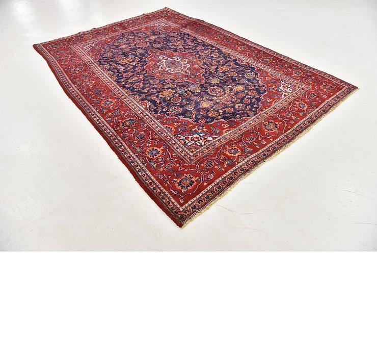 6' 9 x 9' 5 Kashan Persian Rug