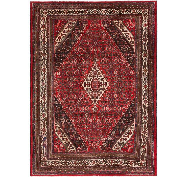 8' 10 x 12' 2 Hamedan Persian Rug