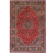 Link to 7' 10 x 11' 6 Mashad Persian Rug