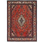 Link to 6' 9 x 9' 9 Hamedan Persian Rug