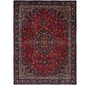 Link to 8' 9 x 12' Mashad Persian Rug